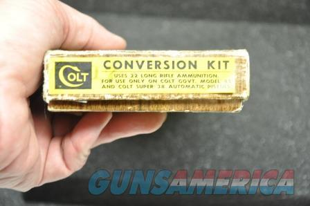 Colt 1964 Conversion kit with Accro Sights NIB  Guns > Pistols > Colt Automatic Pistols (1911 & Var)