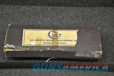 Colt 1948 22 Conversion unit in Black Box  Guns > Pistols > Colt Automatic Pistols (1911 & Var)