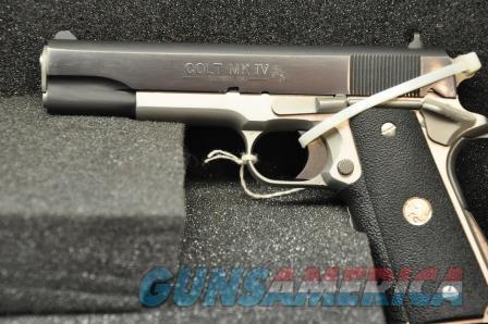 1985 Colt Combat Elite Pre Enhanced 45 Acp  Guns > Pistols > Colt Automatic Pistols (1911 & Var)