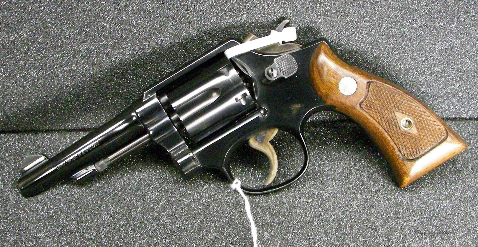 SMITH & WESSON MODEL 10 38 SPECIAL  Guns > Pistols > Smith & Wesson Revolvers > Full Frame Revolver