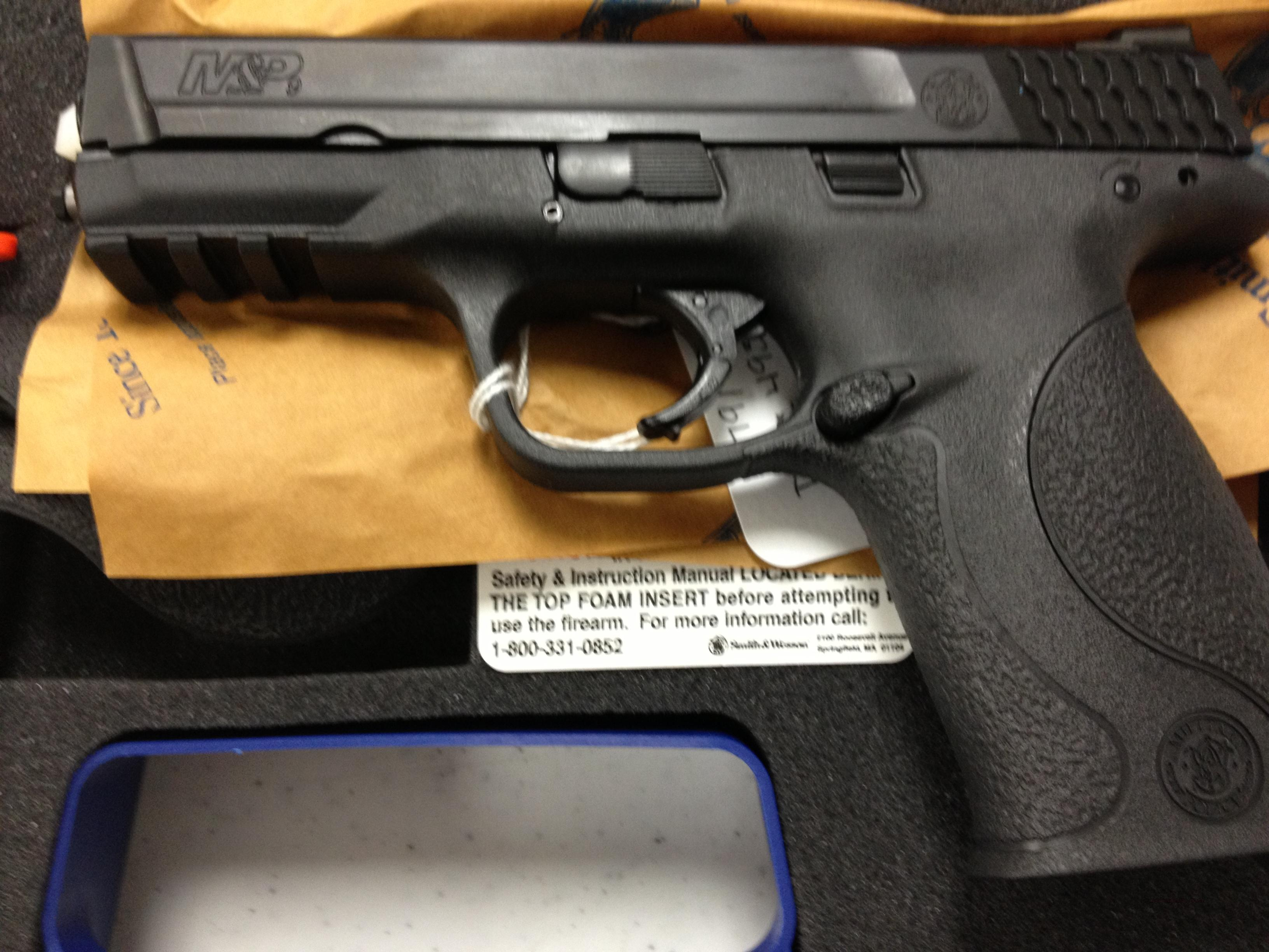 Smith & Wesson M&P 9mm Full Size  Guns > Pistols > Smith & Wesson Pistols - Autos > Polymer Frame