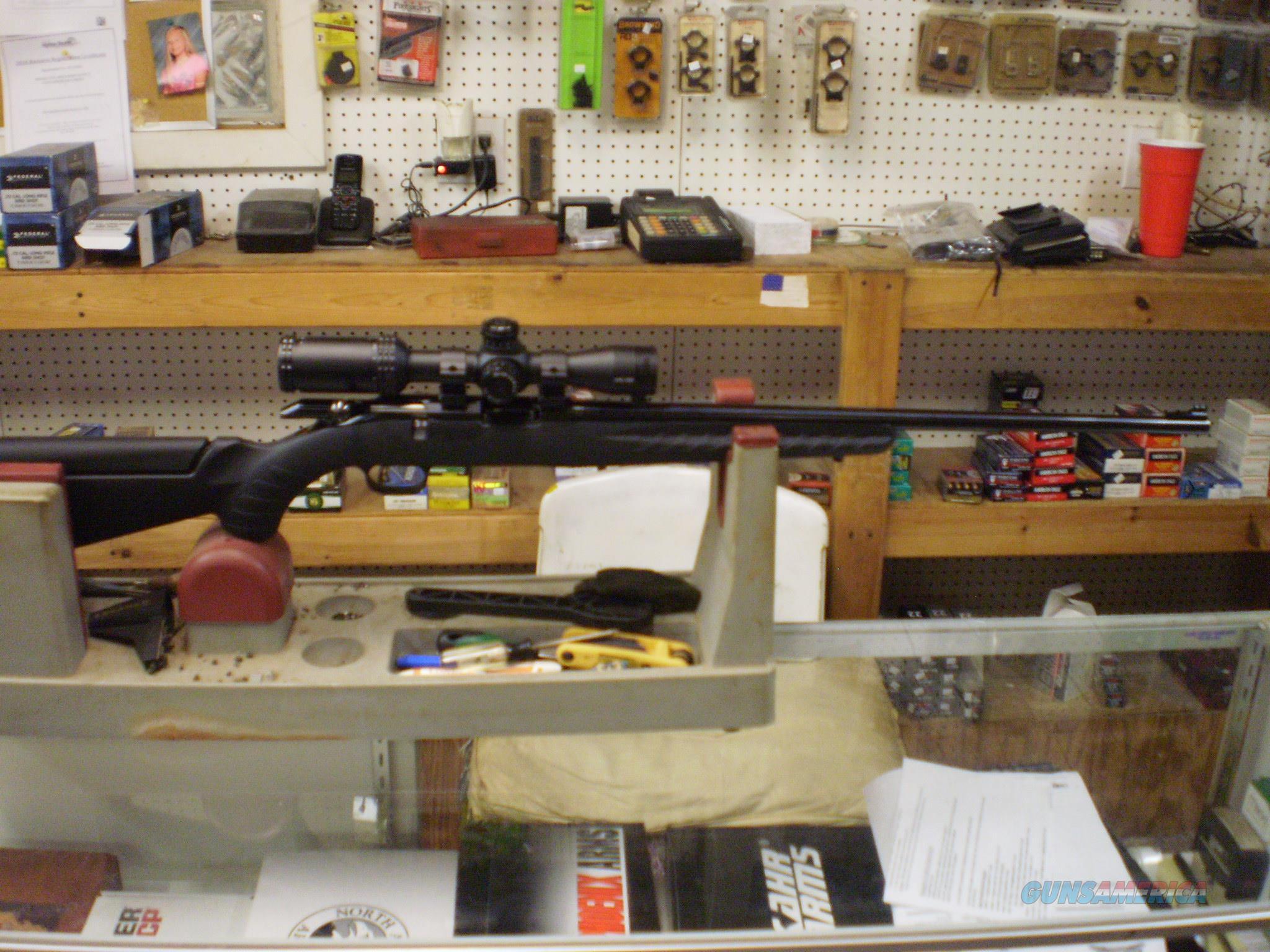 RUGER AMERICAN 22 MAGNUM  Guns > Rifles > Ruger Rifles > American Rifle