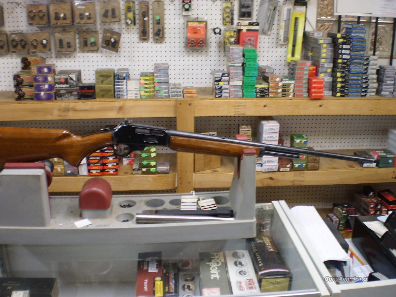 MARLIN 336A RIFLE  Guns > Rifles > Marlin Rifles > Modern > Lever Action