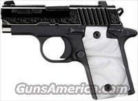 SIG SAUER P238 WHITE PEARL  Guns > Pistols > Sig - Sauer/Sigarms Pistols > P238