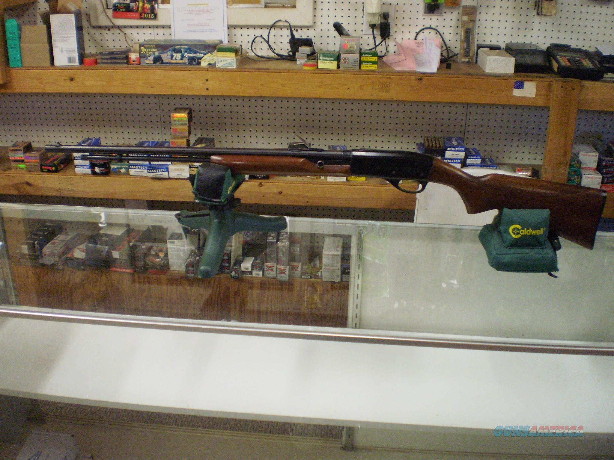REMINGTON 552 22S/L/LR AUTOLOADER  Guns > Rifles > Remington Rifles - Modern > .22 Rimfire Models