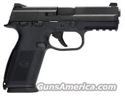 FNH FNS-9 SPECIAL PRICE  Guns > Pistols > FNH - Fabrique Nationale (FN) Pistols > FNP