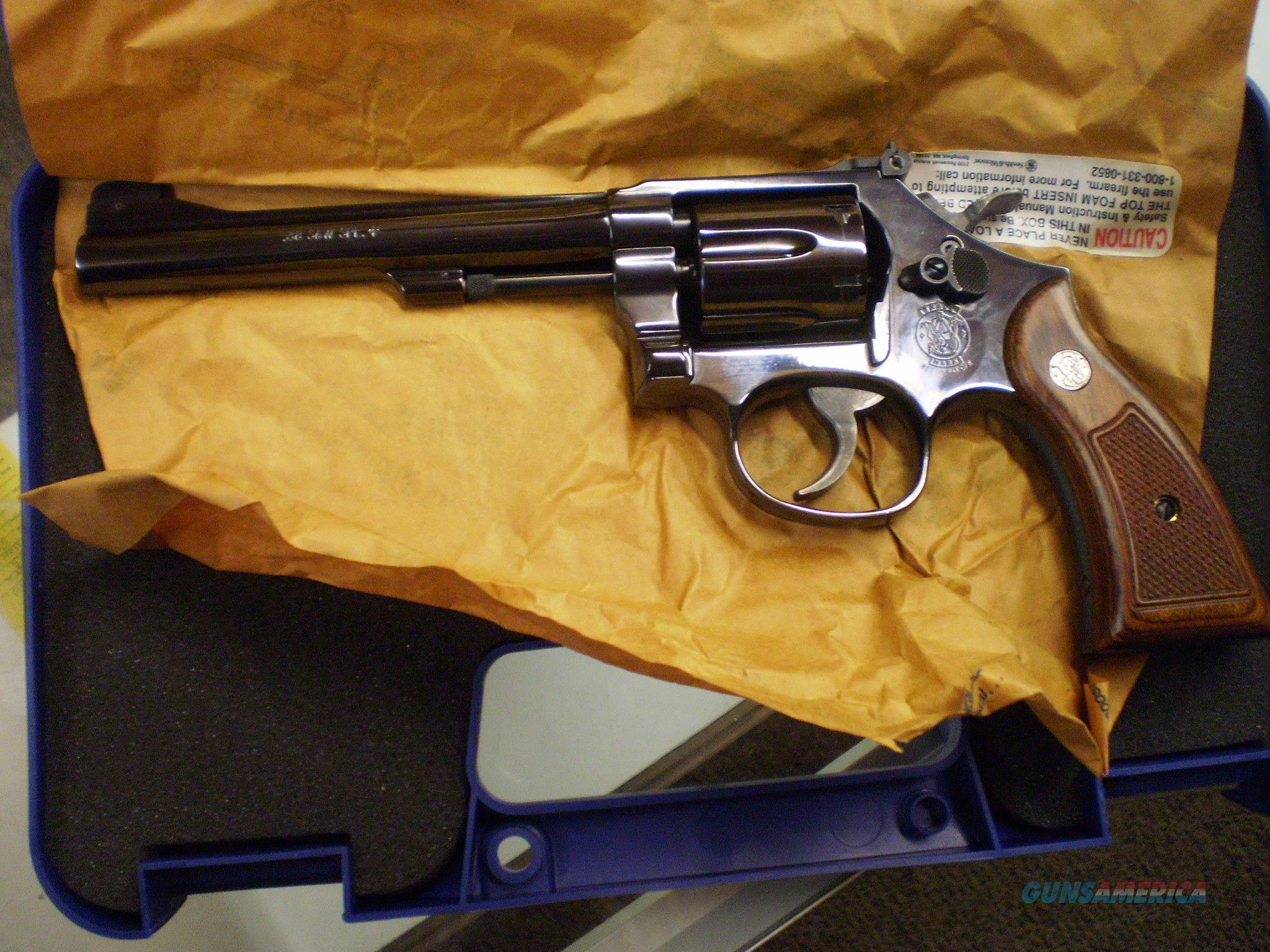 SMITH & WESSON MODEL 14-8 CLASSIC 38 SPL  Guns > Pistols > Smith & Wesson Revolvers > Med. Frame ( K/L )