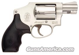 SMITH & WESSON MODEL 642  Guns > Pistols > Smith & Wesson Revolvers > Pocket Pistols