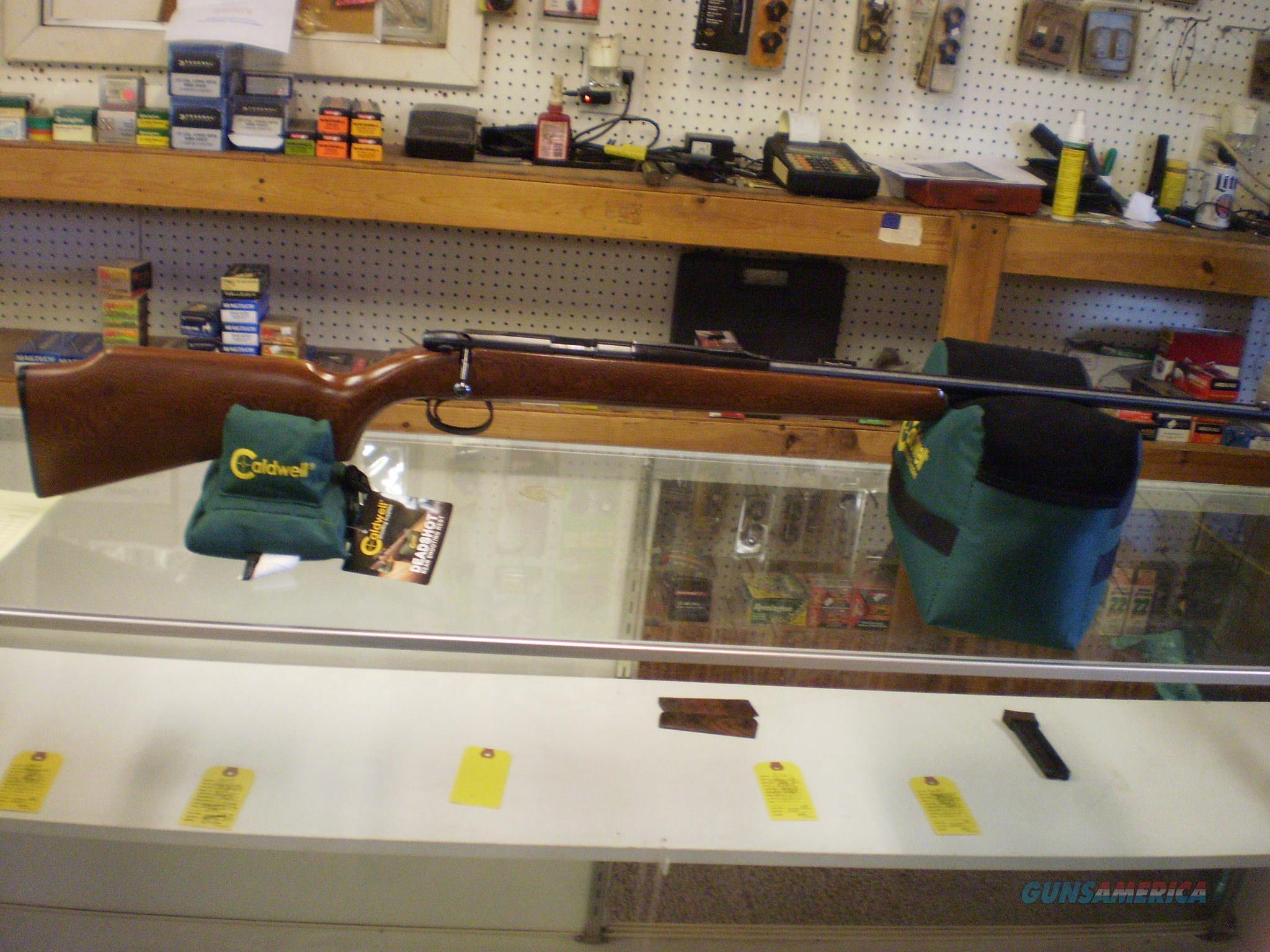 REMINGTON 580 SMOOTHBORE 22 LR.   Guns > Rifles > Remington Rifles - Modern > .22 Rimfire Models