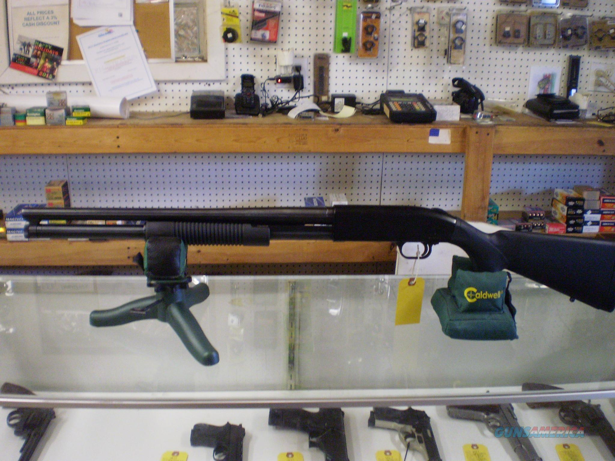 MOSSBERG 500 8 SHOT 12 GAUGE  Guns > Shotguns > Mossberg Shotguns > Pump > Tactical