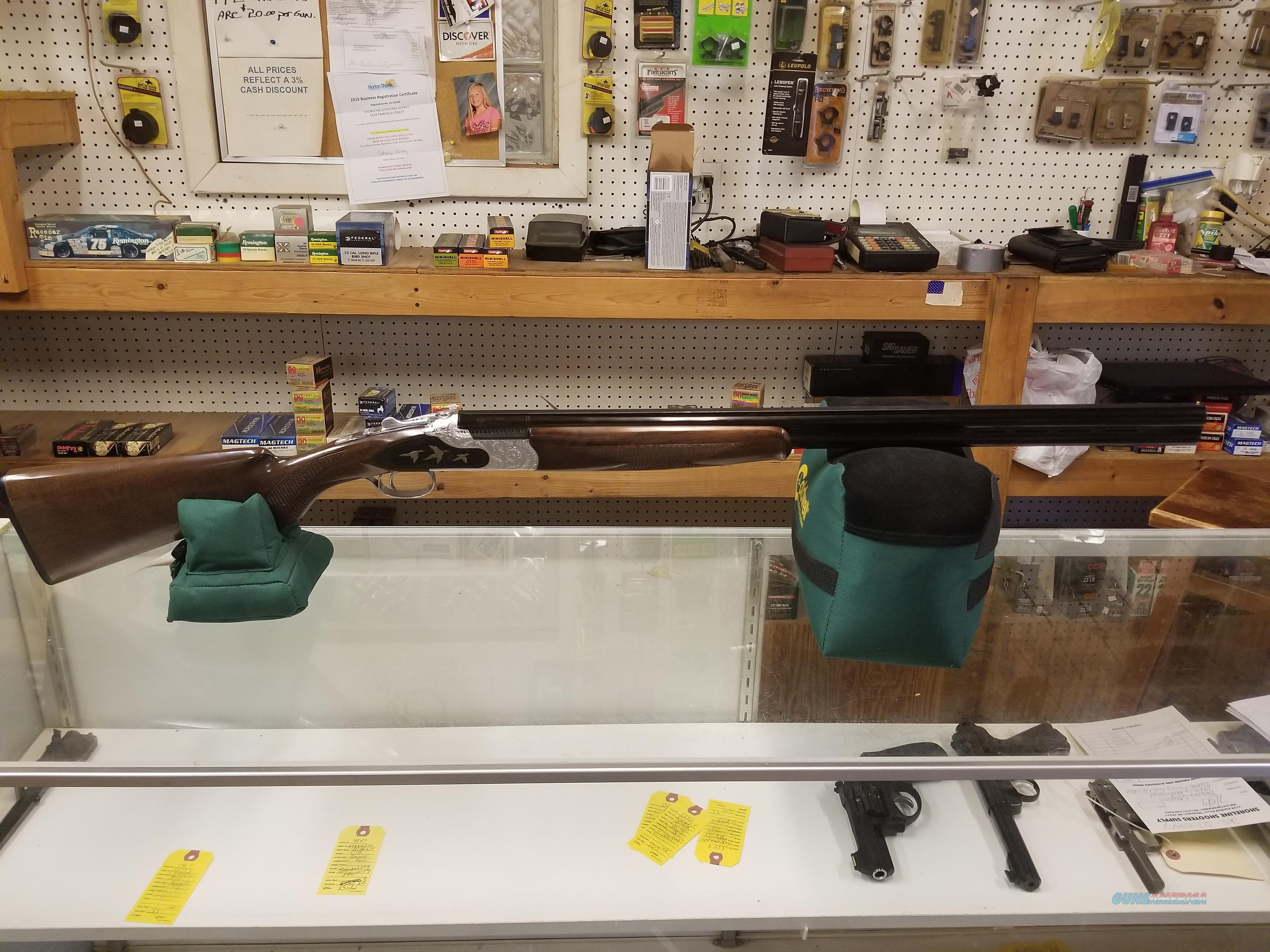 CZ WINGSHOOTER 20 GAUGE O/U  Guns > Shotguns > CZ Shotguns