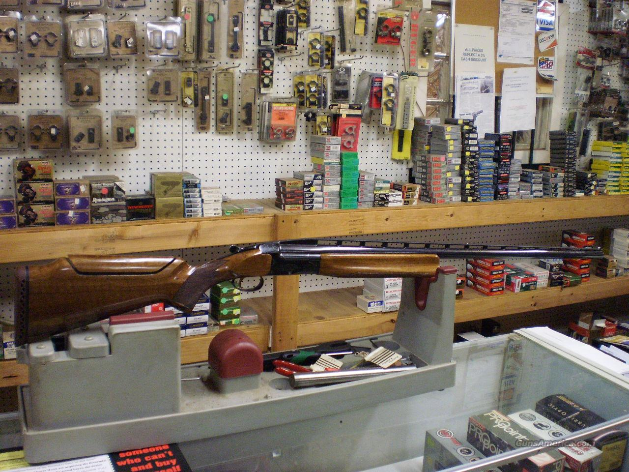 BROWNING BT-99 TRAP GUN.  Guns > Shotguns > Browning Shotguns > Single Barrel