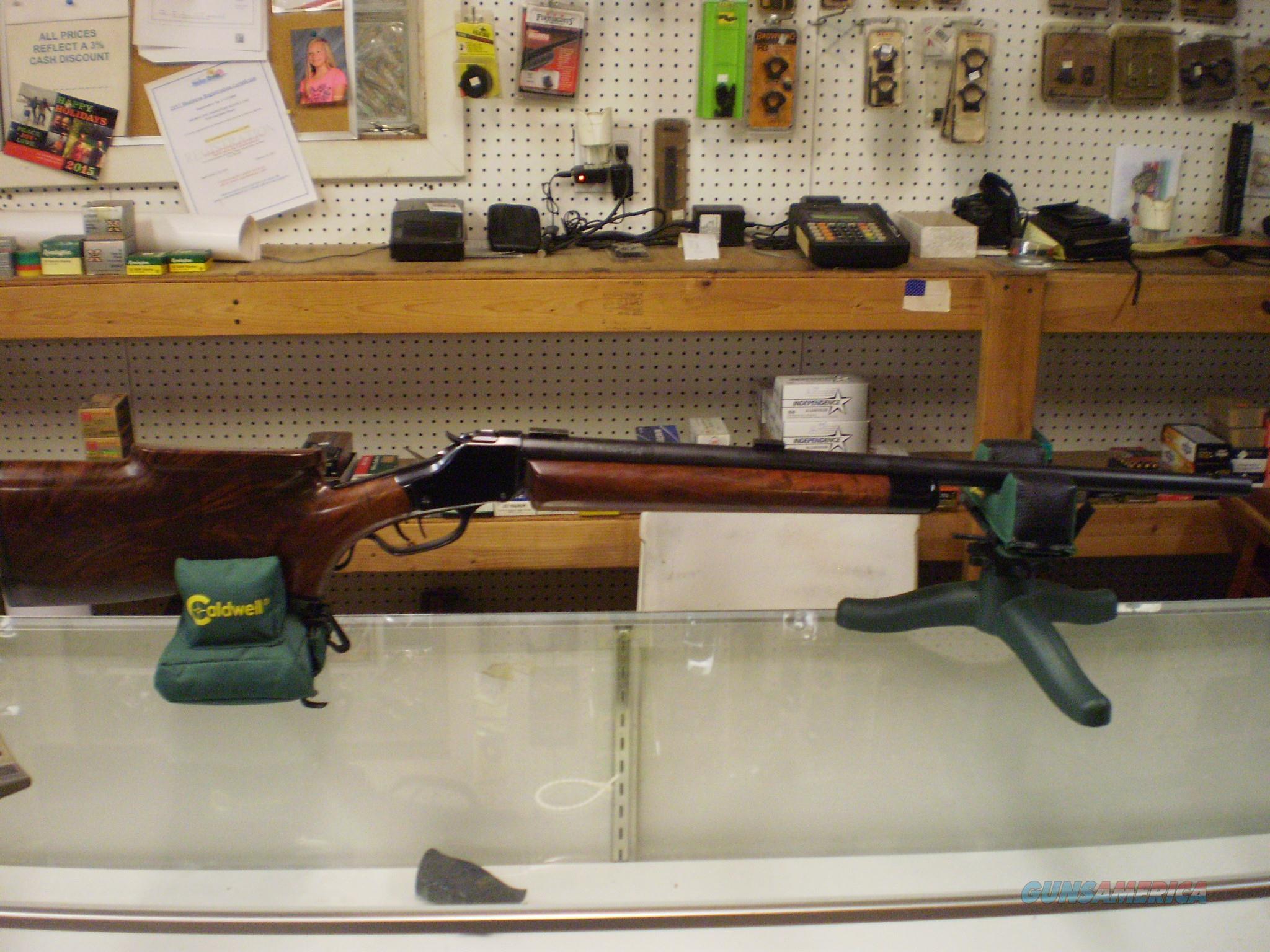 WINCHESTER 1885 HIGH WALL 32-40 TARGET RIFLE  Guns > Rifles > Winchester Rifles - Modern Bolt/Auto/Single > Single Shot