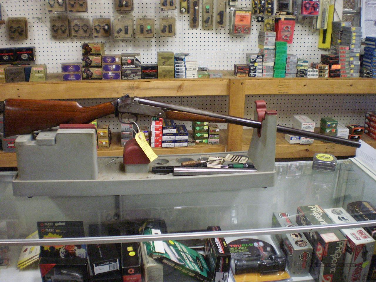 IVER JOHNSON SINGLE SHOT 12 GAUGE  Guns > Shotguns > Iver Johnson Shotguns