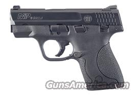 SMITH & WESSON M&P SHIELD 9MM  Guns > Pistols > Smith & Wesson Pistols - Autos > Polymer Frame