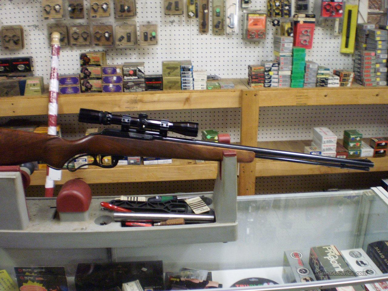 MARLIN MODEL 57M 22 MAGNUM  Guns > Rifles > Marlin Rifles > Modern > Lever Action