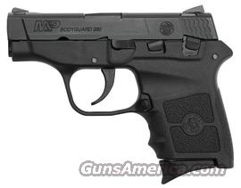 SMITH & WESSON BODYGUARD 380 NO LASER  Guns > Pistols > Smith & Wesson Pistols - Autos > Polymer Frame