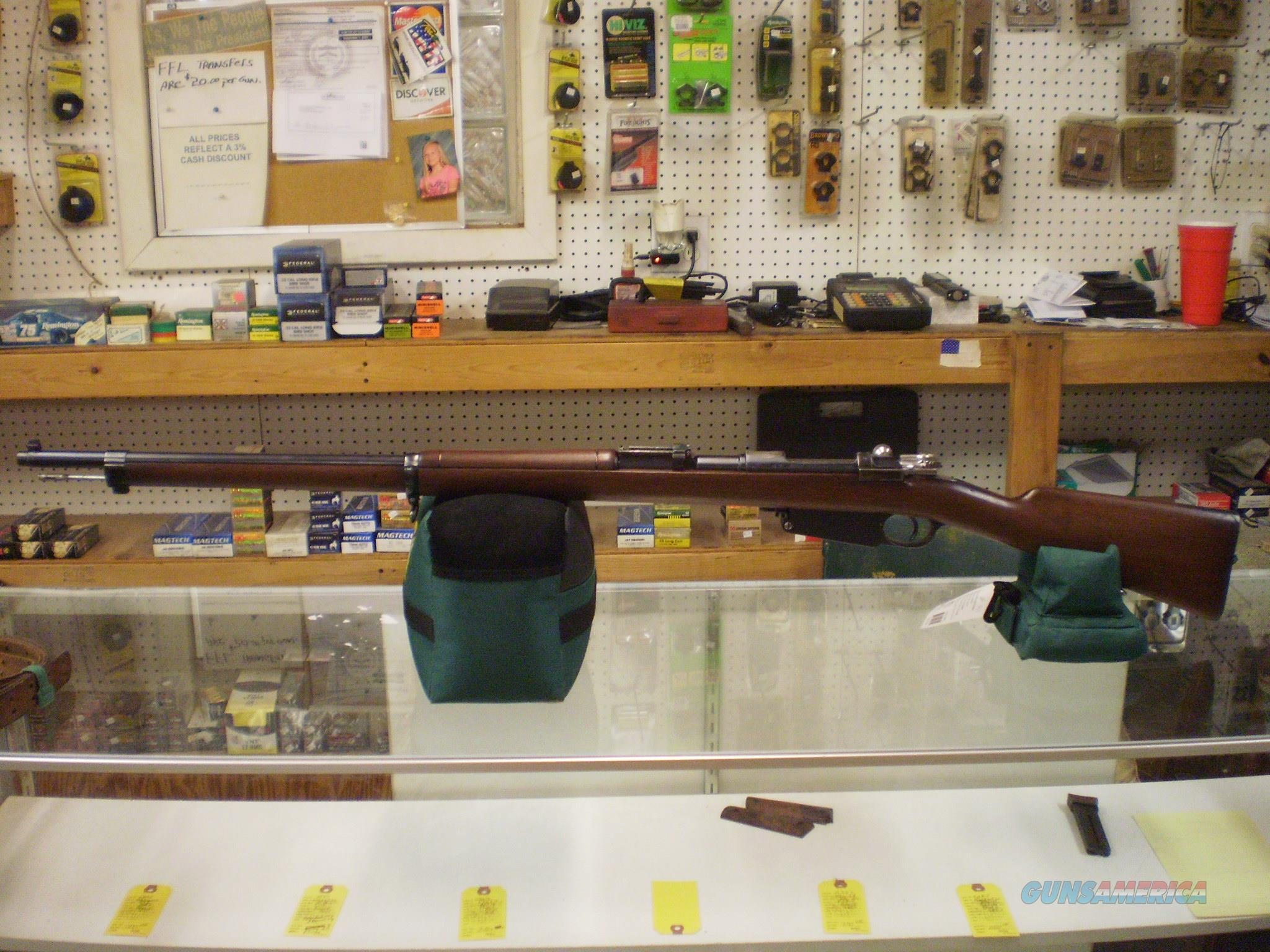 ARGENTINE MAUSER MODEL 1891 765 ARGENTINE  Guns > Rifles > Military Misc. Rifles Non-US > Other