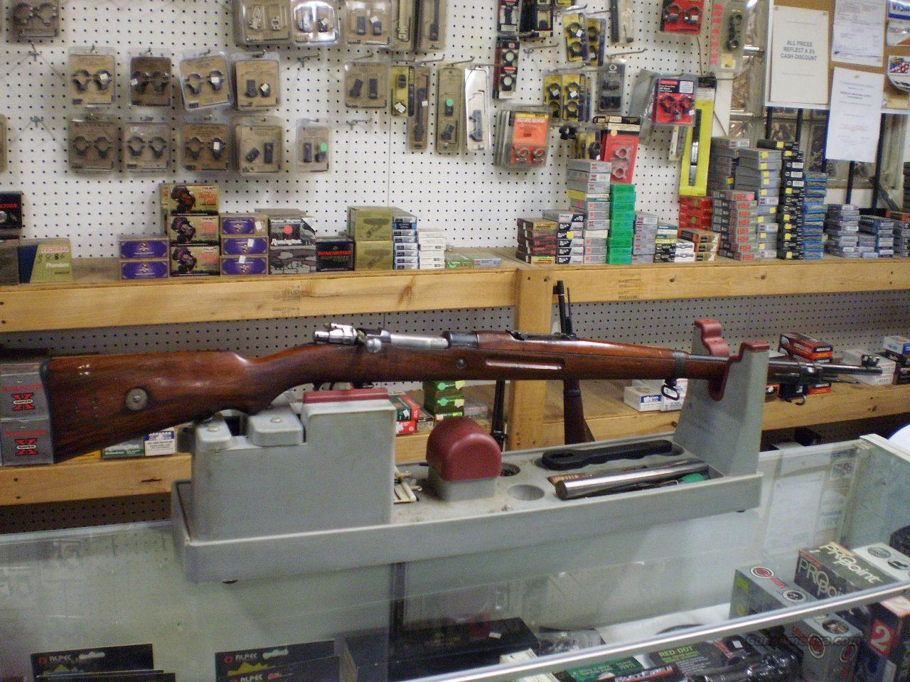 PERSIAN MAUSER  Guns > Rifles > Military Misc. Rifles Non-US > Other