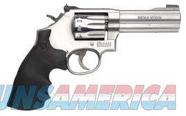 "SMITH & WESSON 617 4"" 22LR  Guns > Pistols > Smith & Wesson Revolvers > Full Frame Revolver"