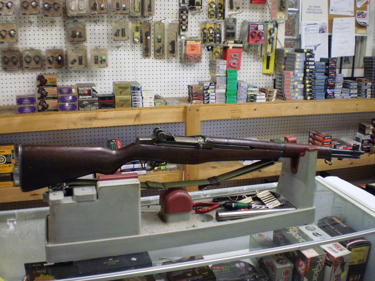 H&R M1 GARAND  Guns > Rifles > Harrington & Richardson Rifles
