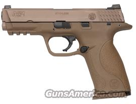 SMITH & WESSON M&P 9 VTAC 17RD  Guns > Pistols > Smith & Wesson Pistols - Autos > Polymer Frame