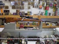 WINCHESTER MODEL 70 SUPER GRADE 458 WIN MAG  Guns > Rifles > Winchester Rifles - Modern Bolt/Auto/Single > Model 70 > Pre-64