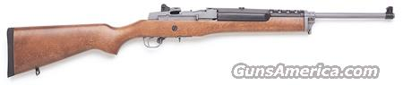 Ruger Mini 14 Ranch Stainless  Guns > Rifles > Ruger Rifles > Mini-14 Type