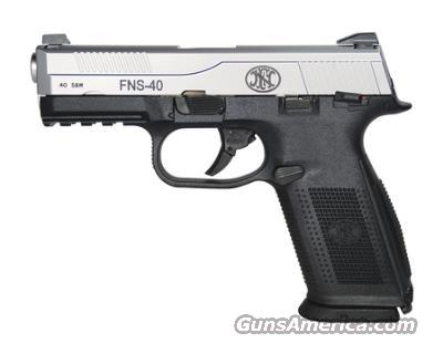 FNH FNS-40  CLEARANCE  Guns > Pistols > FNH - Fabrique Nationale (FN) Pistols > FNP