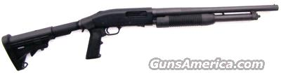 Mossberg 500 Tactical Government Marked  Guns > Shotguns > Mossberg Shotguns > Pump > Tactical