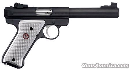 "RUGER MKIII 5 1/2""  Guns > Pistols > Ruger Semi-Auto Pistols > Mark I & II Family"