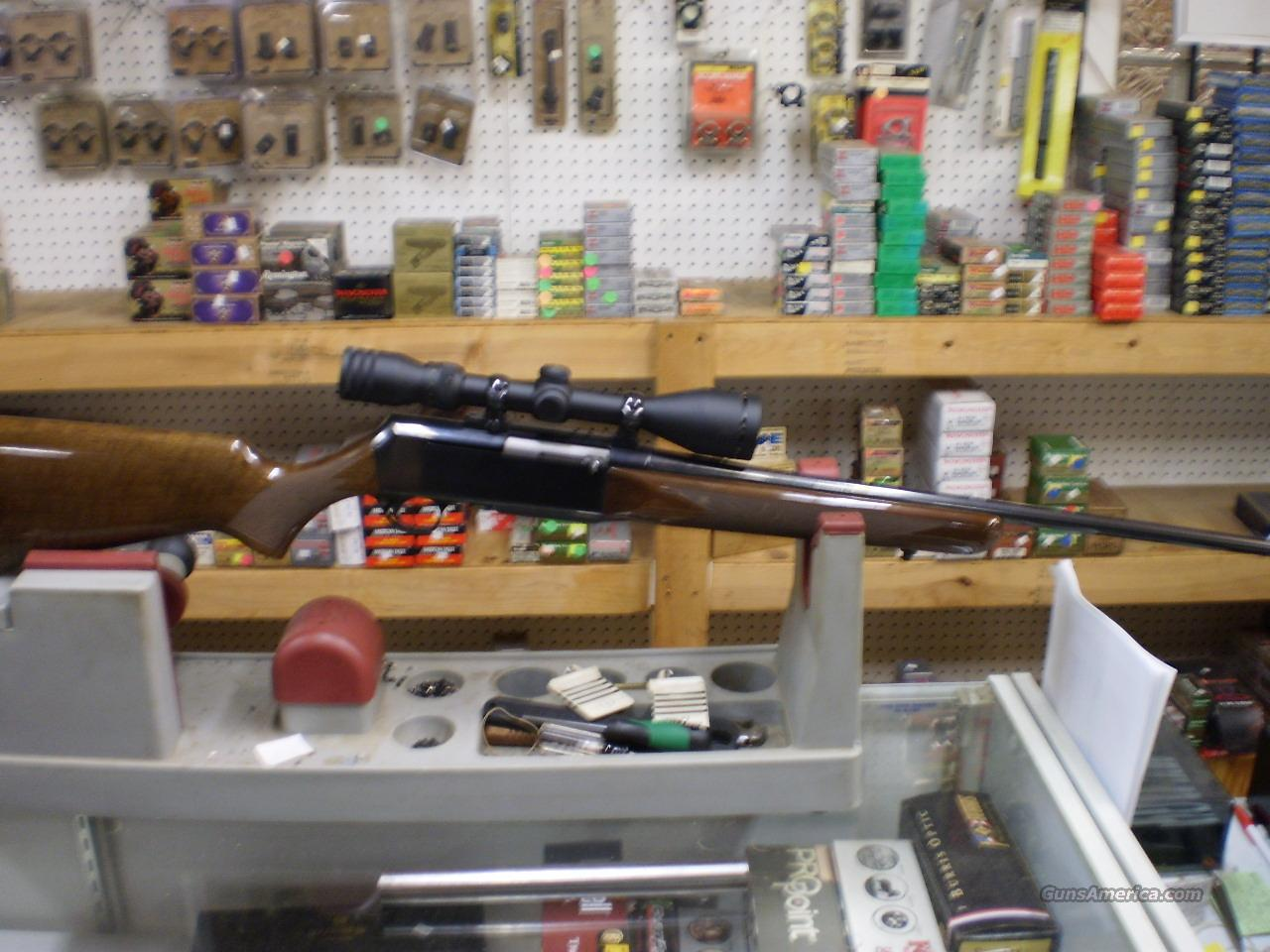 BELGIAN BROWNIG BAR 270 WIN.  Guns > Rifles > Browning Rifles > Semi Auto > Hunting