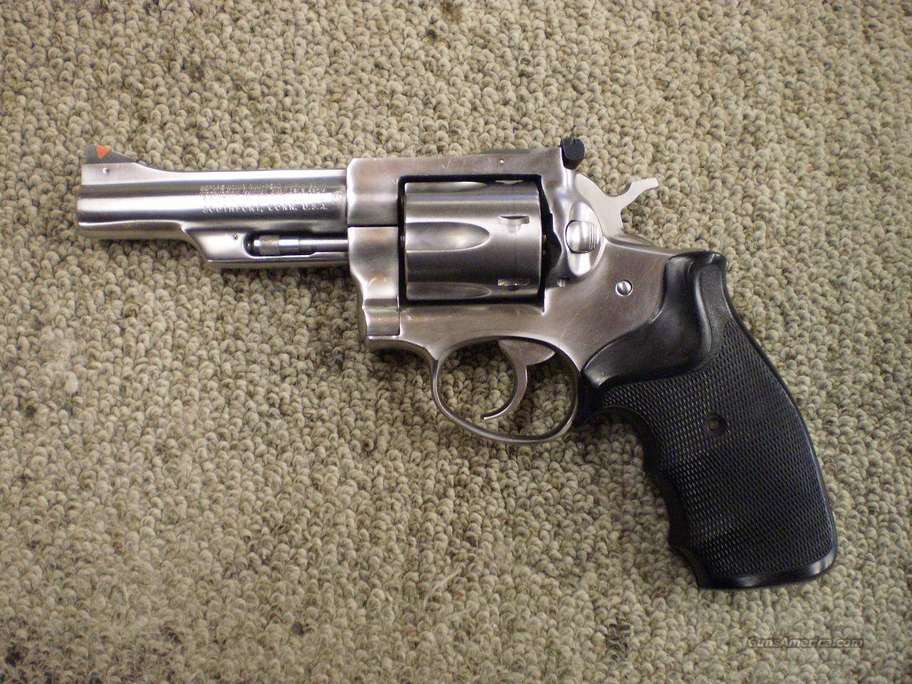 "RUGER SECURITY SIX 4"" 357 MAGNUM  Guns > Pistols > Ruger Double Action Revolver > Security Six Type"