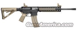 SMITH & WESSON M&P 15-22 MOE FDE  Guns > Rifles > Smith & Wesson Rifles > M&P