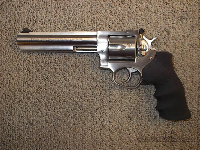 Ruger GP 100 357 Mag  Guns > Pistols > Ruger Double Action Revolver > SP101 Type
