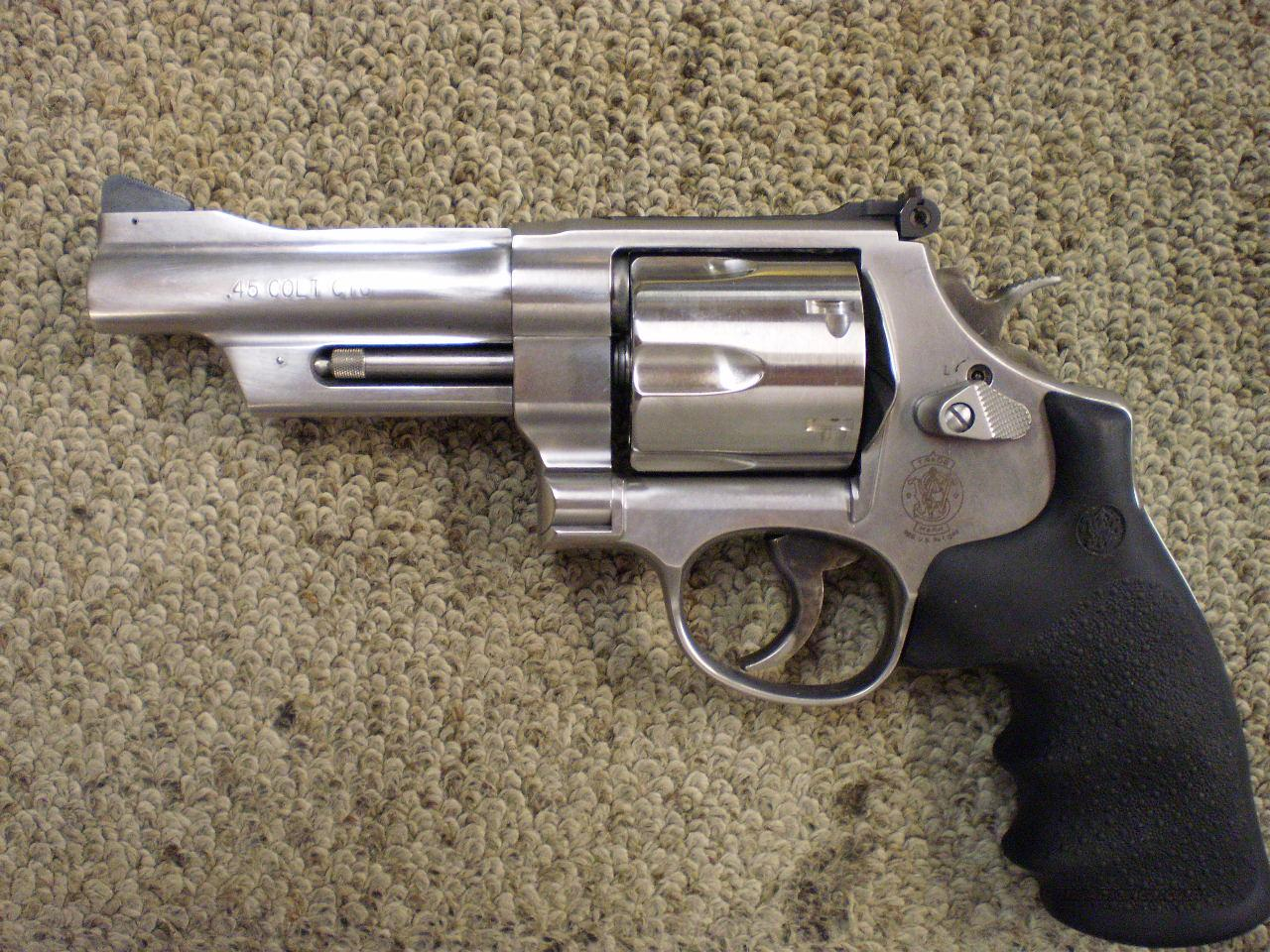 SMITH & WESSON 625-9 MOUNTAIN GUN  Guns > Pistols > Smith & Wesson Revolvers > Full Frame Revolver