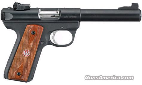 RUGER MKIII 22/45  Guns > Pistols > Ruger Semi-Auto Pistols > Mark I & II Family