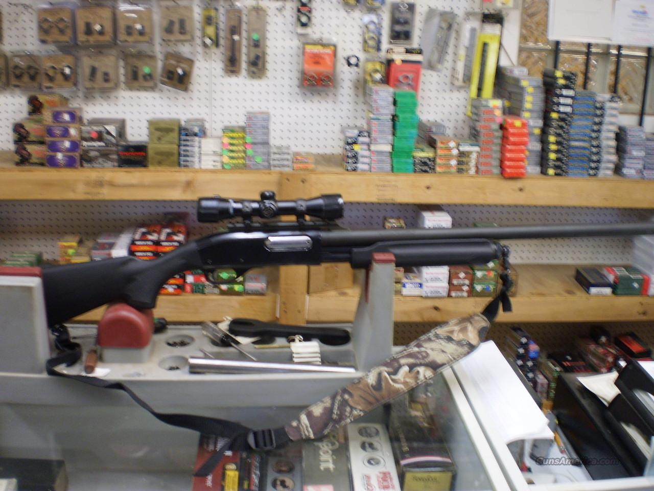 REMINGTON 870 WINGMASTER SLUG GUN  Guns > Shotguns > Remington Shotguns  > Pump > Hunting