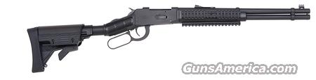 MOSSBERG 464 TACTICAL  Guns > Rifles > Mossberg Rifles > Lever Action