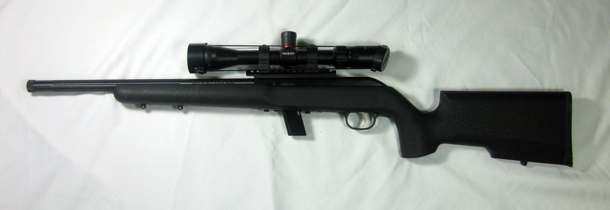 Savage Mdl 64 TR-SR .22LR  Guns > Rifles > Marlin Rifles > Modern > Semi-auto