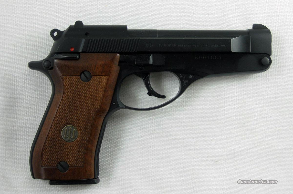 Beretta 86 Cheetah  Guns > Pistols > Beretta Pistols > Cheetah Series > Model 86