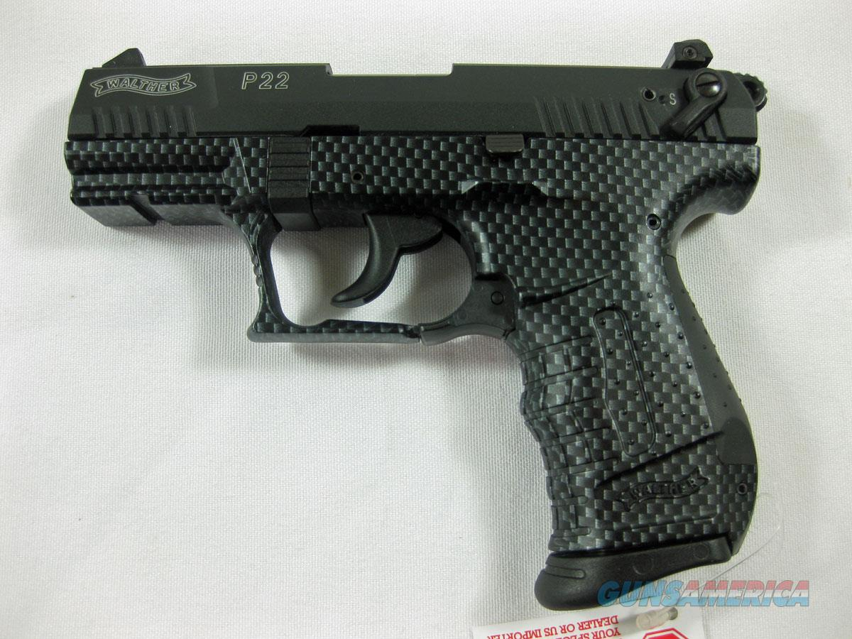 Walther P22 Carbon Talo  Guns > Pistols > Walther Pistols > Post WWII > P22