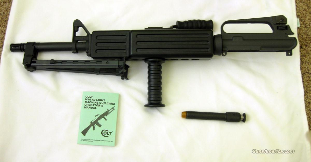 Colt factory LMG upper R0705 kit  Guns > Rifles > Colt Military/Tactical Rifles