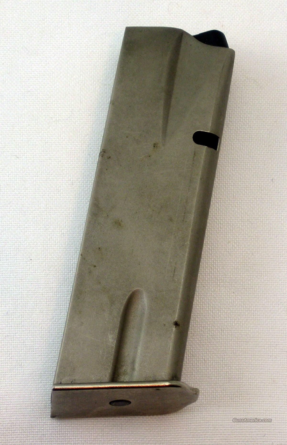 Browning Hi Power Nickel 15rd factory Mag  Non-Guns > Magazines & Clips > Pistol Magazines > Other