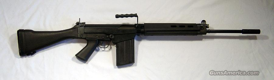 Argentine FAL  Guns > Rifles > FNH - Fabrique Nationale (FN) Rifles > Semi-auto > FAL Type