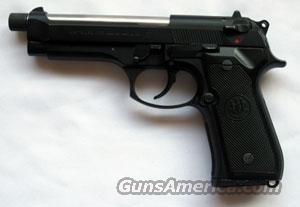 Beretta 92FS Threaded Bbl  Guns > Pistols > Beretta Pistols > Model 92 Series
