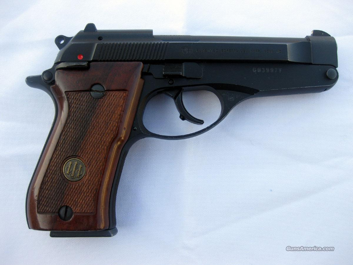 Beretta 86 Tip Up  Guns > Pistols > Beretta Pistols > Small Caliber Tip Out