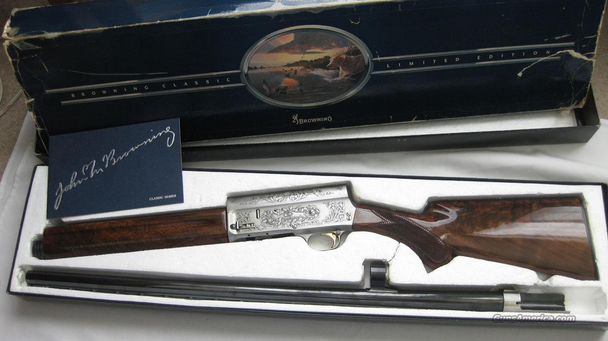 Browning Auto-5 Classic Light Twelve  Guns > Shotguns > Browning Shotguns > Autoloaders > Hunting