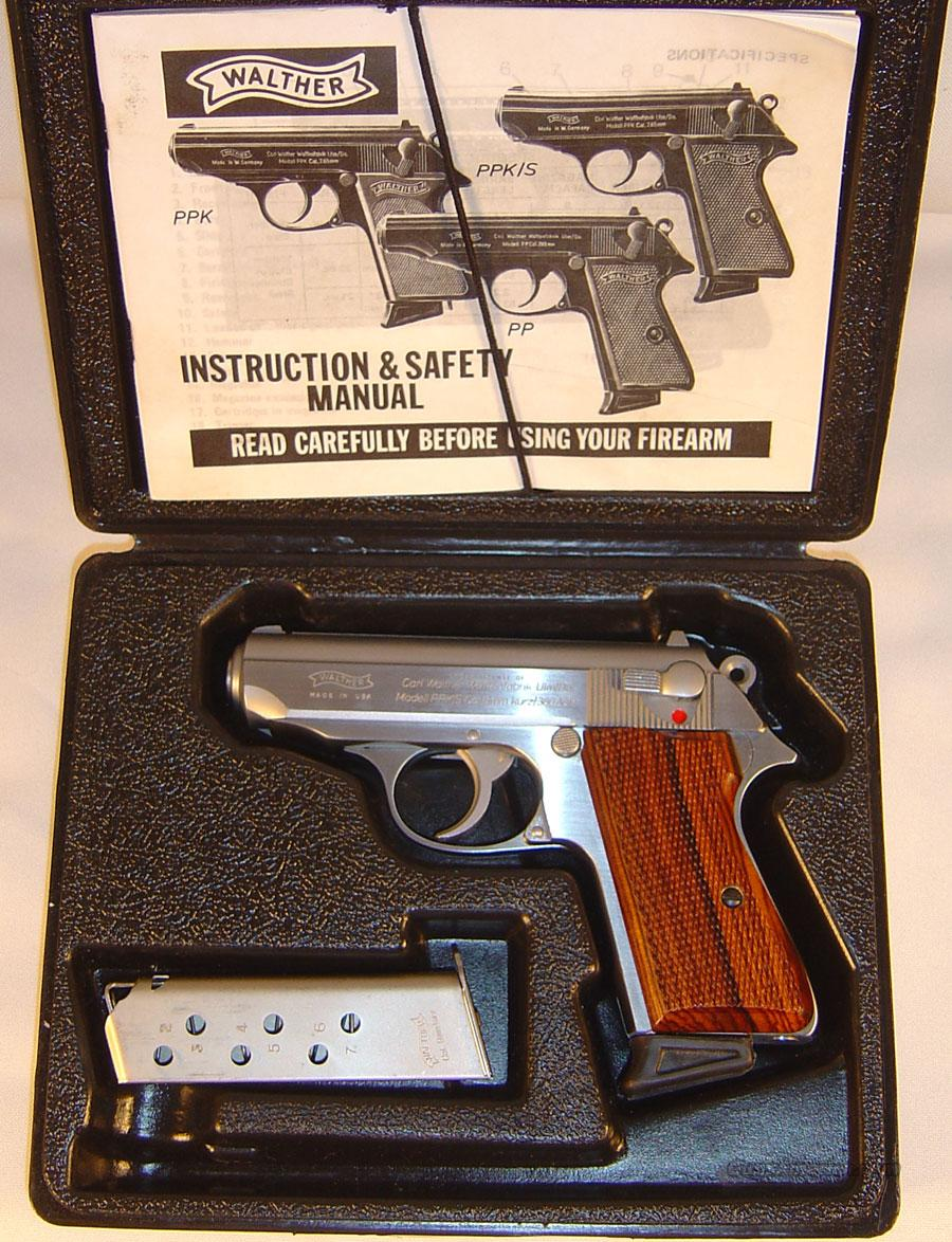 Walther PPKS  Guns > Pistols > Walther Pistols > Post WWII > PP Series