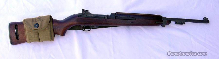 Winchester M1 Carbine  Guns > Rifles > Military Misc. Rifles US > M1 Carbine